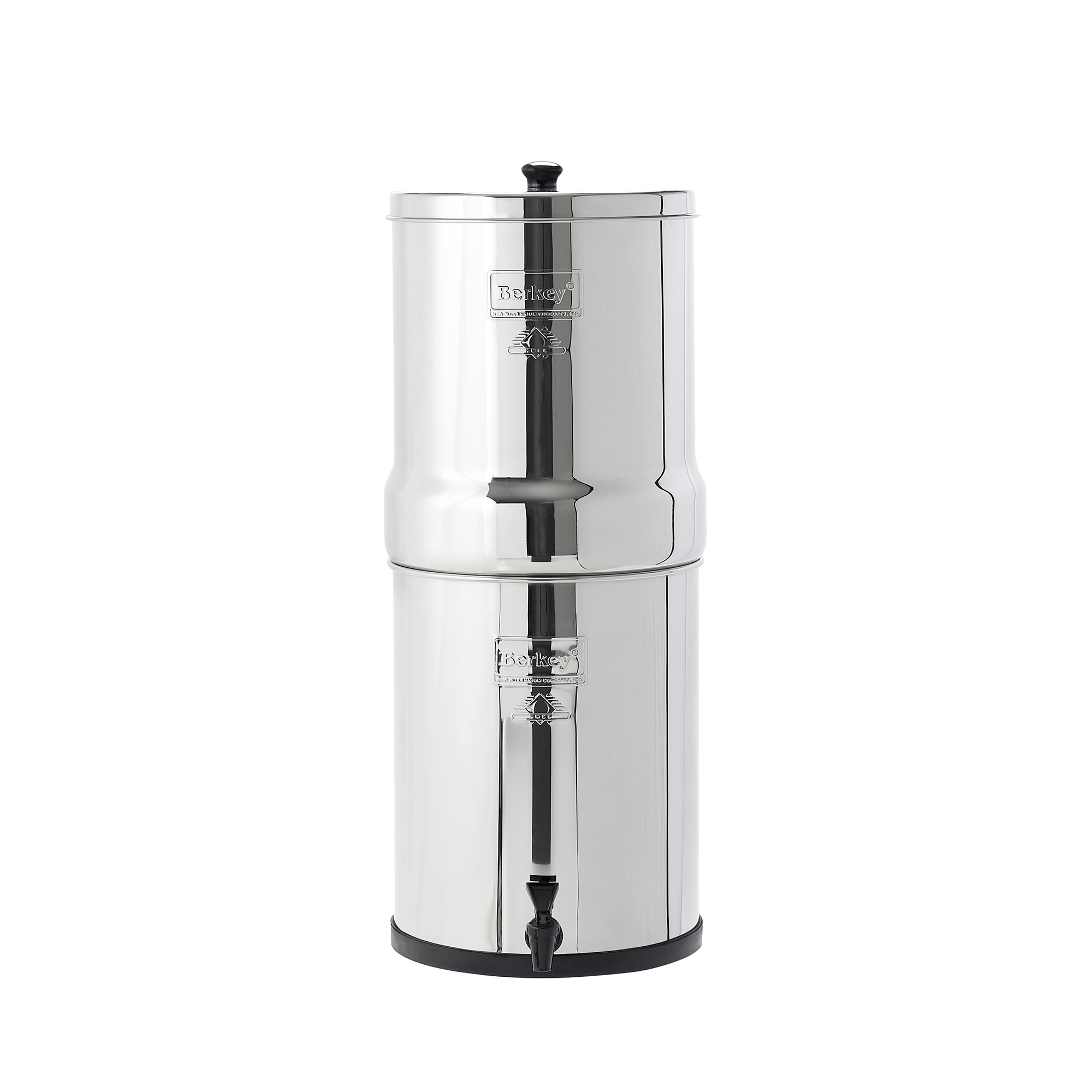 Kit Familial Royal Berkey (Royal + seau + robinet inox)