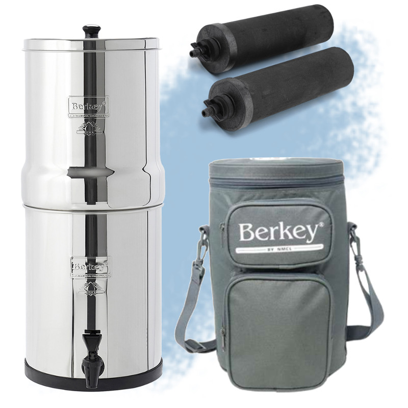 Kit Voyage Travel Berkey