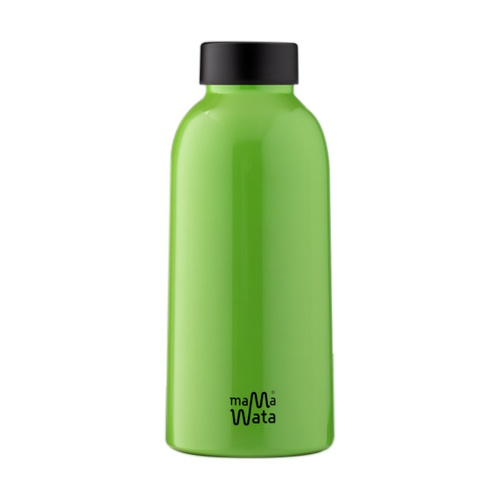 Bouteille Inox Isotherme GREEN Mama Wata