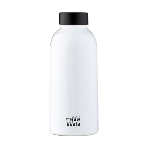 Bouteille Isotherme WHITE Mama Wata